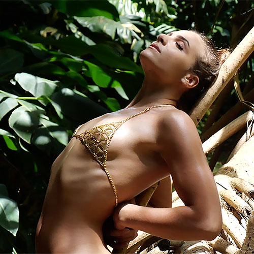 Bella in the Jungle